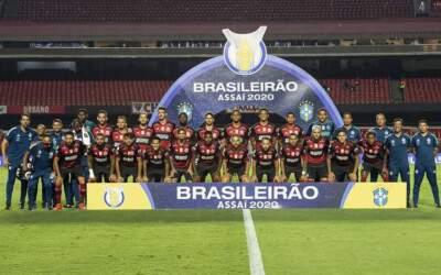 Palmeiras, Flamengo, Corinthians, Cruzeiro: ranking de campeões