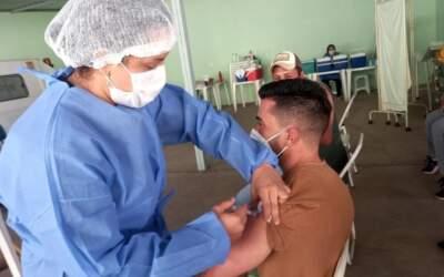 Covid-19: confira o calendário de vacinação da semana em Itaúna