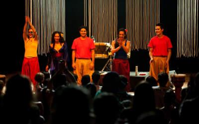 Espetáculo infantil gratuito será realizado em Itatiaiuçu