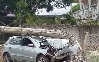 Idosa morre atropelada em Divinópolis