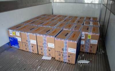 Mais de 2.800 doses de imunizantes contra a Covid-19 vem para Itaúna